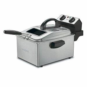 Waring Pro DF250B Professional Deep Fryer