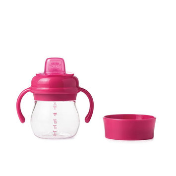 OXO Tot 6-Oz. Transitions Sippy Cup & Lid Set, Pink