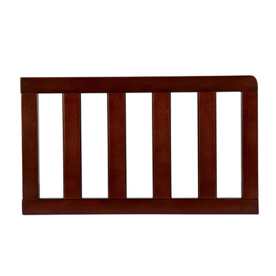 Delta Childrens GUARDRAIL FOR Columbia 3 in 1 Crib, Catalina 4 in 1 Crib and Lil' Princess Canopy Crib in Black Cherry