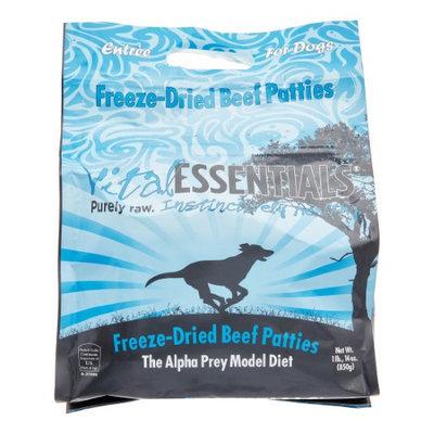Vital Essentials Canne Freeze Dried Mini Pet Beef Patties Entree 1.14-lb bag