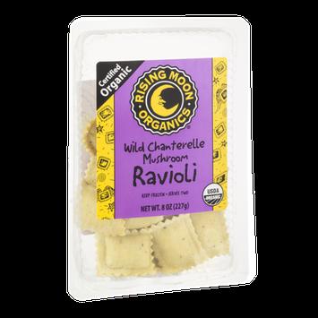 Rising Moon Organics Ravioli Wild Chanterelle Mushroom