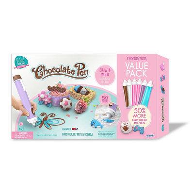 Skyrocket Chocolate Pen Set, Multicolor