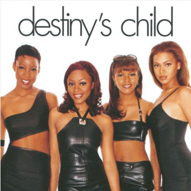 Aec Destiny's Child ~ Destiny's Child (new)
