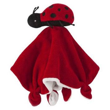 Burt's Bees Baby Velour Lovey Toy - Ladybug