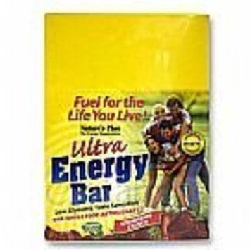 Ultra Energy Exotic Berry Crunch - Box Nature's Plus 12 Bars Box