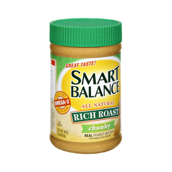 Smart Balance All Natural Rich Roast Chunky Peanut Butter