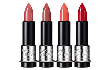 MAKE UP FOR EVER Artist Rouge Creme Creamy High Pigmented Lipstick