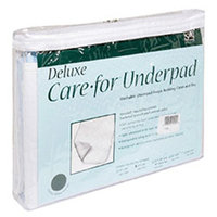 Carefor Underpads Carefor Reusable Deluxe Underpads, Size: 32 Inches X 36 Inches