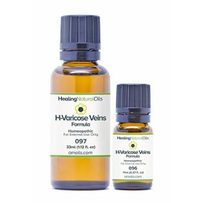 #1 Varicose Vein and Spider Vein Alternative Treatment - 90 Day Satisfaction Guarantee. All Natural for Pain Free Removal. 100% Natural, no chemicals or acids. - 11ml Size