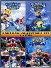 Pokemon Collector's Set: 4 Movies (new)