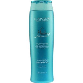L'anza Lanza U-HC-4849 Healing Moisture Tamanu Cream Shampoo - 10.1 oz - Shampoo
