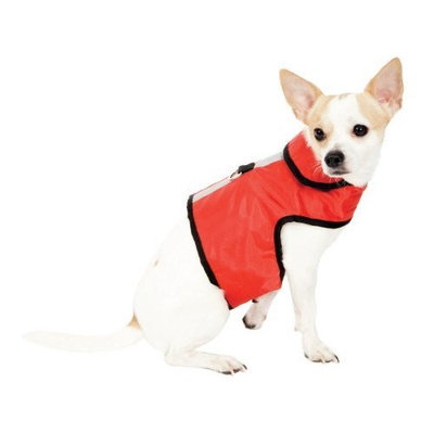 Fashion Pet Red Essential Dog Walking Harness Extra Small