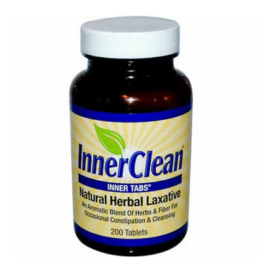 At Last Naturals InnerClean Inner Tabs 200 Tablets