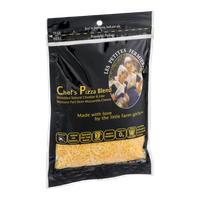 Les Petites Fermieres Chef's Pizza Blend Shredded Cheese