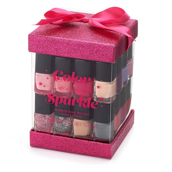 Simple Pleasures 14-pc. Nail Polish Collection Cube Gift Set, Ovrfl Oth