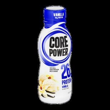 Core Power 26g Protein Milk Shake Vanilla