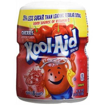 Kool-Aid Soft Drink Mix - Cherry - 19 Ounces