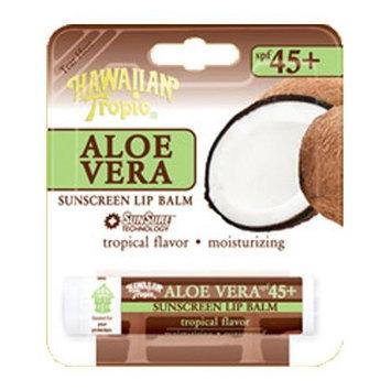 Hawaiian Tropic® SPF 45+ Aloe Vera Sunscreen Lip Balm