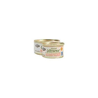 Castor & Pollux Ultramix Adult Salmon & Veggie Canine Formula for Cats, Salmon & Veggie 3 oz