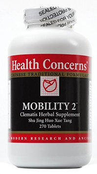 Health Concerns Mobility 2 (Clematis & Stephania) 270t