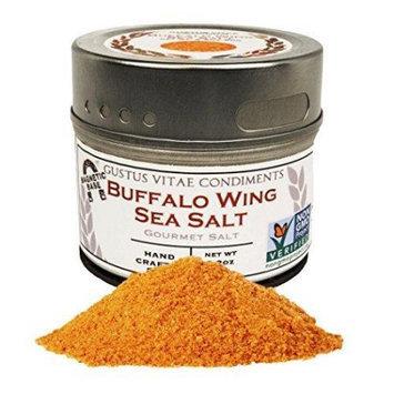 Gustus Vitae - Buffalo Wing Sea Salt - 3.1 oz.