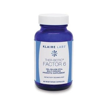 Klaire Labs - Ther-Biotic Factor 6 60c (F)