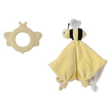 Burt's Bees Baby Burt's Bees Teether & Plush Bee Lovey Gift Set - Sky