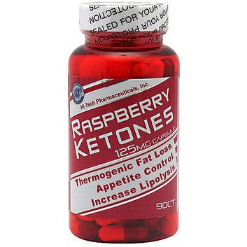 Hi-Tech Pharmaceuticals Raspberry Ketones Capsules