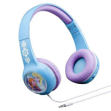 Ekids Disney's Frozen Elsa & Anna Light-Up Headphones, Multicolor