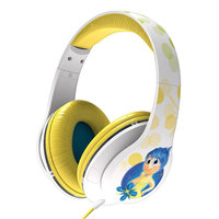 Disney / Pixar Inside Out Joy LED Color-Changing Headphones by iHome, Multicolor