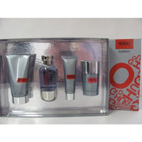 Hugo Boss Hugo Element Gift Set for Men (Eau De Toilette Spray, After Shave Balm Shave Gel Deostick)