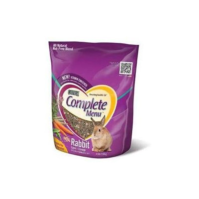 Carefresh Complete Menu Rabbit Food - 4.5 lb.