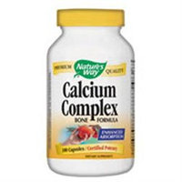 tures Way Calcium Complex Bone Formula 250 caps from Nature's Way