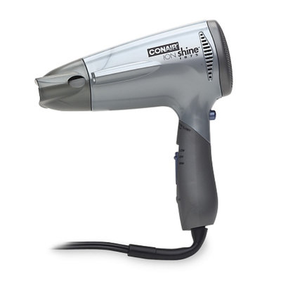 Conair Ion Travel Ionic Styler with 'Twist It' Folding Handle
