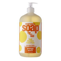 EO Everyone Soap for Every Kid Orange Squeeze