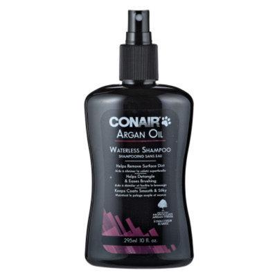 ConairA Argan Oil Waterless Dog Shampoo
