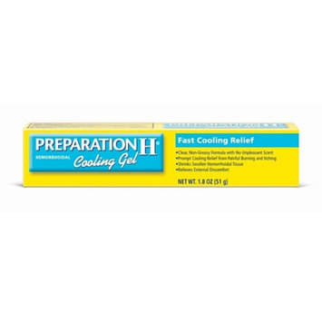 Preparation H Hemorrhoidal Cooling Gel
