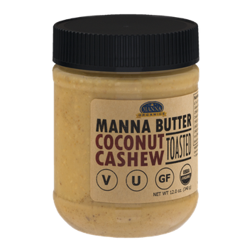 Manna Butter Coconut Cashew Toasted