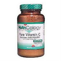 Allergy Research nutricology Pure Vitamin C Ascorbic Acid Powder by NutriCology - 4.2oz.