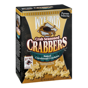 Wye River Crabbers Crackers Baked Cornbread