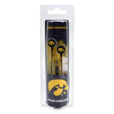 U.s. Digital AudioSpice Iowa Hawkeyes Ignition Earbuds