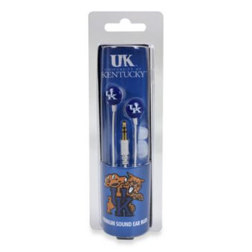 AudioSpice Kentucky Wildcats Ignition Earbuds