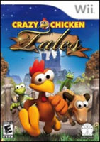 Conspiracy Entertainment Crazy Chicken Tales