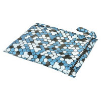 Nixi by Bumkins Recycled Fabric Wet Bag - Mica
