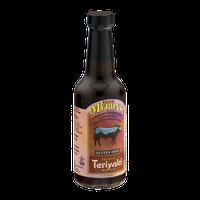 Chef Myron's Teriyaki Sauce