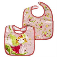 SugarBooger by O.R.E. Mini Bib Gift Set of 2 Fairies & Berries