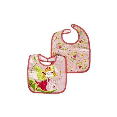 SugarBooger by O.R.E. Mini Bib Gift Set of 2 Fairies & Berries