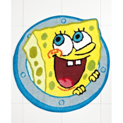 Jay Franco Nickelodeon Bath Rugs, SpongeBob Set Sail 27