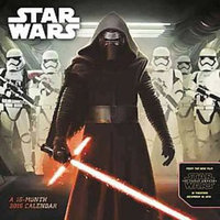 Star Wars Episode VII 2016 Calendar