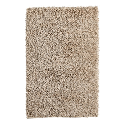 Kassatex Linen Twist Bath Rug